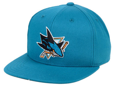 San Jose Sharks Outerstuff NHL Youth Constant Snapback Cap