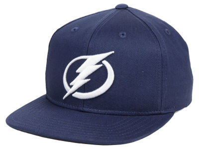 Tampa Bay Lightning Outerstuff NHL Youth Constant Snapback Cap