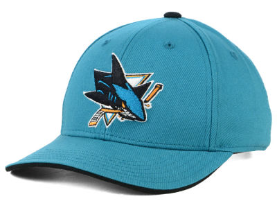 San Jose Sharks Outerstuff NHL Youth Standard Basic Cap