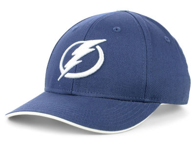 Tampa Bay Lightning Outerstuff NHL Youth Standard Basic Cap
