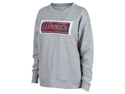 Louisville Cardinals NCAA Women's Reversible Sequin Sweatshirt