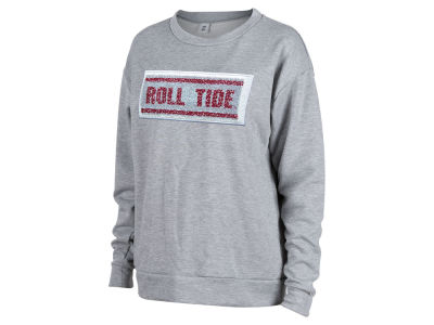 Alabama Crimson Tide NCAA Women's Reversible Sequin Sweatshirt