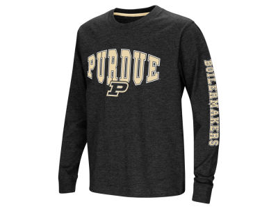 Purdue Boilermakers Colosseum NCAA Youth Spike Long Sleeve T-Shirt