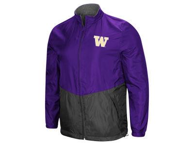 0ad706ade Washington Huskies Colosseum NCAA Men s Halfback Option Reversible Full Zip  Jacket