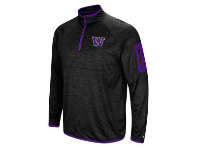 Washington Huskies Colosseum NCAA Men's Amnesia Quarter Zip Pullover