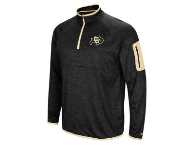 Colorado Buffaloes Colosseum NCAA Men's Amnesia Quarter Zip Pullover