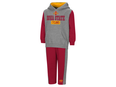 Colosseum NCAA Toddler Back To Second Grade Fleece Set