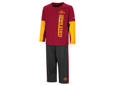 Iowa State Cyclones Colosseum NCAA Toddler We Got Us Set