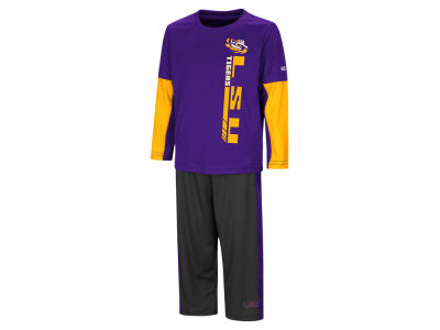 LSU Tigers Colosseum NCAA Toddler We Got Us Set