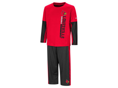 Louisville Cardinals Colosseum NCAA Toddler We Got Us Set