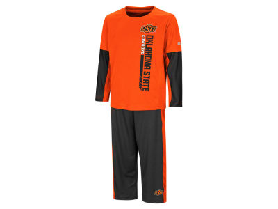 Oklahoma State Cowboys Colosseum NCAA Toddler We Got Us Set