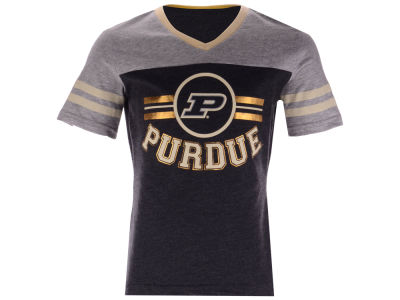 Purdue Boilermakers Colosseum NCAA Toddler Girls Pee Wee Football T-Shirt