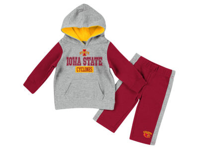Iowa State Cyclones Colosseum NCAA Newborn We Got Us Fleece Set