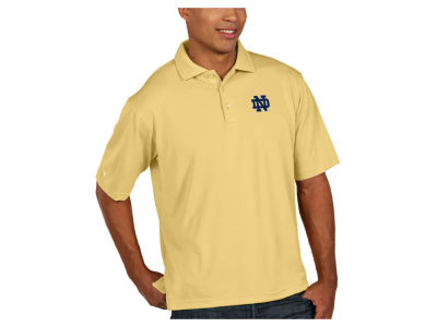 Notre Dame Fighting Irish Antigua NCAA Men's Pique Xtra-Lite Polo