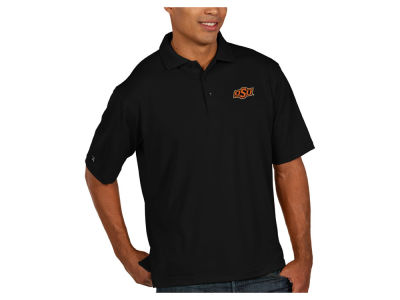 Oklahoma State Cowboys Antigua NCAA Men's Pique Xtra-Lite Polo