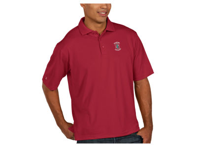 Stanford Cardinal Antigua NCAA Men's Pique Xtra-Lite Polo