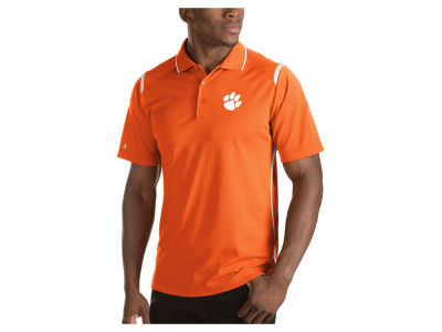 Clemson Tigers Antigua NCAA Men's Merit Polo Shirt