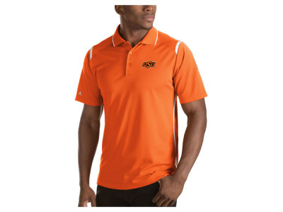 Oklahoma State Cowboys Antigua NCAA Men's Merit Polo Shirt
