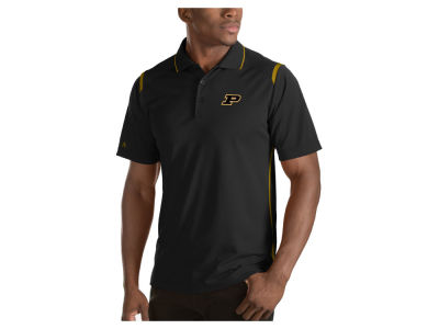Purdue Boilermakers Antigua NCAA Men's Merit Polo Shirt