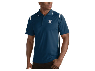 Xavier Musketeers Antigua NCAA Men's Merit Polo Shirt