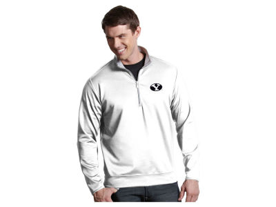 Brigham Young Cougars Antigua NCAA Men's  Leader 1/4 Zip Pullover