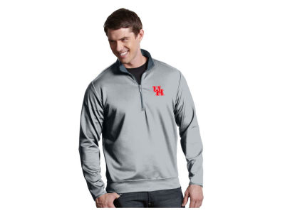 Houston Cougars Antigua NCAA Men's  Leader 1/4 Zip Pullover