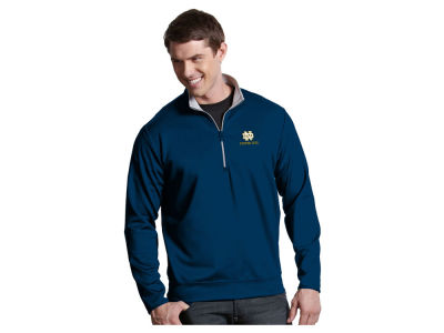 Notre Dame Fighting Irish Antigua NCAA Men's  Leader 1/4 Zip Pullover