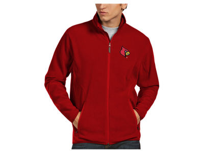 Louisville Cardinals Antigua NCAA Men's Ice Jacket
