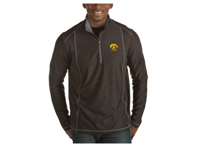 Iowa Hawkeyes Antigua NCAA Men's Tempo Pullover
