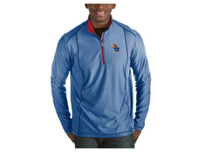 Kansas Jayhawks Antigua NCAA Men's Tempo Pullover