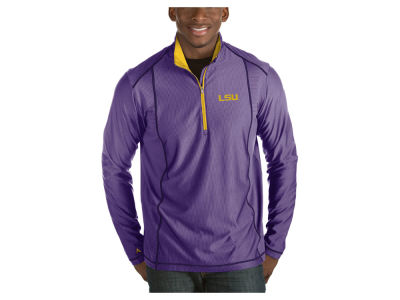 LSU Tigers Antigua NCAA Men's Tempo Pullover