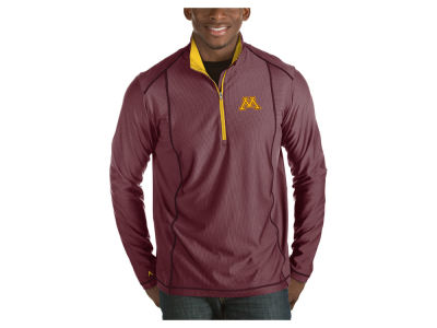 Minnesota Golden Gophers Antigua NCAA Men's Tempo Pullover