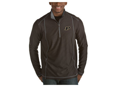 Purdue Boilermakers Antigua NCAA Men's Tempo Pullover