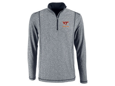 Virginia Tech Hokies Antigua NCAA Men's Tempo Pullover