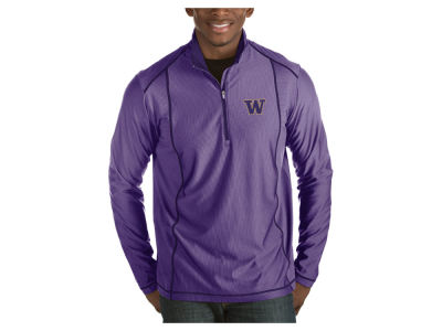 Washington Huskies Antigua NCAA Men's Tempo Pullover