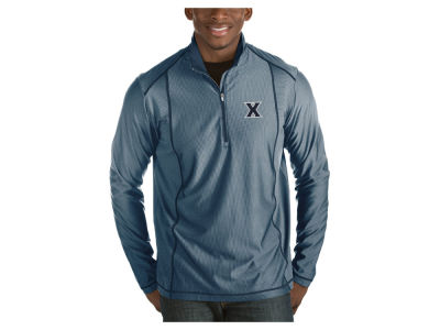 Xavier Musketeers Antigua NCAA Men's Tempo Pullover