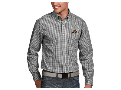 Colorado Buffaloes Antigua NCAA Men's Associate Button Up Shirt