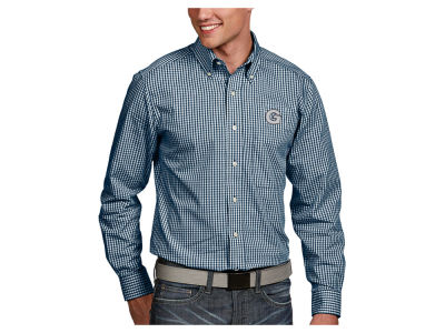 Georgetown Hoyas Antigua NCAA Men's Associate Button Up Shirt