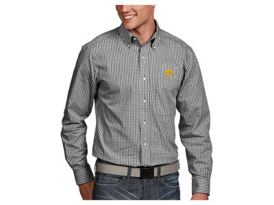 Iowa Hawkeyes Antigua NCAA Men's Associate Button Up Shirt