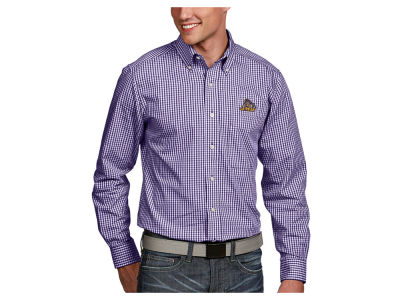 James Madison Dukes Antigua NCAA Men's Associate Button Up Shirt