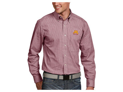 Minnesota Golden Gophers Antigua NCAA Men's Associate Button Up Shirt