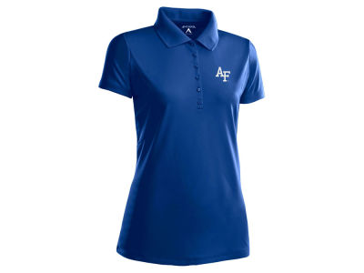 Air Force Falcons Antigua NCAA Women's Pique Xtra-Lite Polo