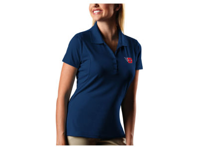 Dayton Flyers Antigua NCAA Women's Pique Xtra-Lite Polo
