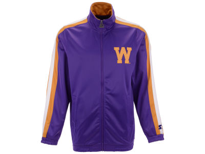 Washington Huskies G-III Sports NCAA Men's Challenger Full Zip Track Jacket
