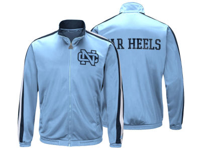North Carolina Tar Heels G-III Sports NCAA Men's Challenger Full Zip Track Jacket