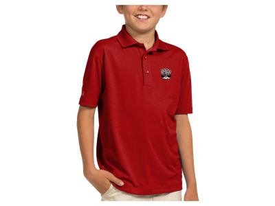 UNLV Runnin Rebels Antigua NCAA Youth Pique Xtra-Lite Polo