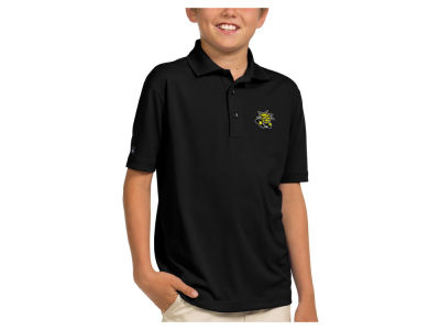 Wichita State Shockers Antigua NCAA Youth Pique Xtra-Lite Polo