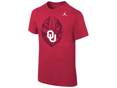 Oklahoma Sooners Nike 2018 NCAA Youth Football Icon T-Shirt