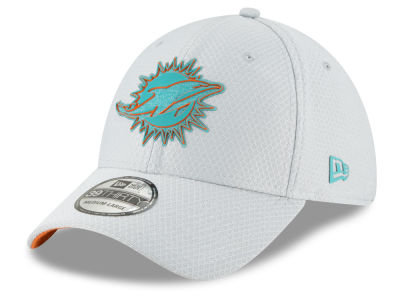 Miami Dolphins New Era 2018 NFL Training 39THIRTY Cap