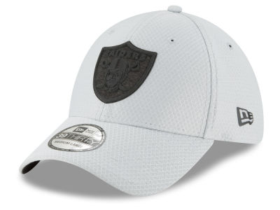 Oakland Raiders New Era 2018 NFL Training 39THIRTY Cap